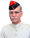 Gen.Zameer Uddin Shah
