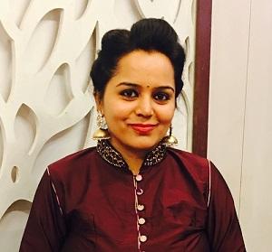Dr. Sandhya Rohal (Gold Medallist)